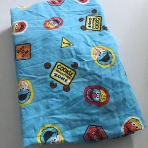 Sesame Street Fitted Sheet